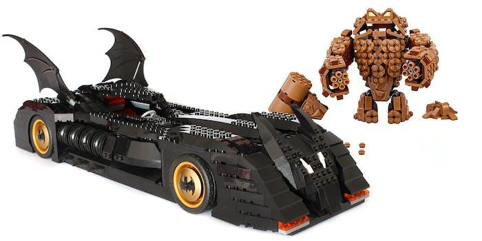 best LEGO batman sets