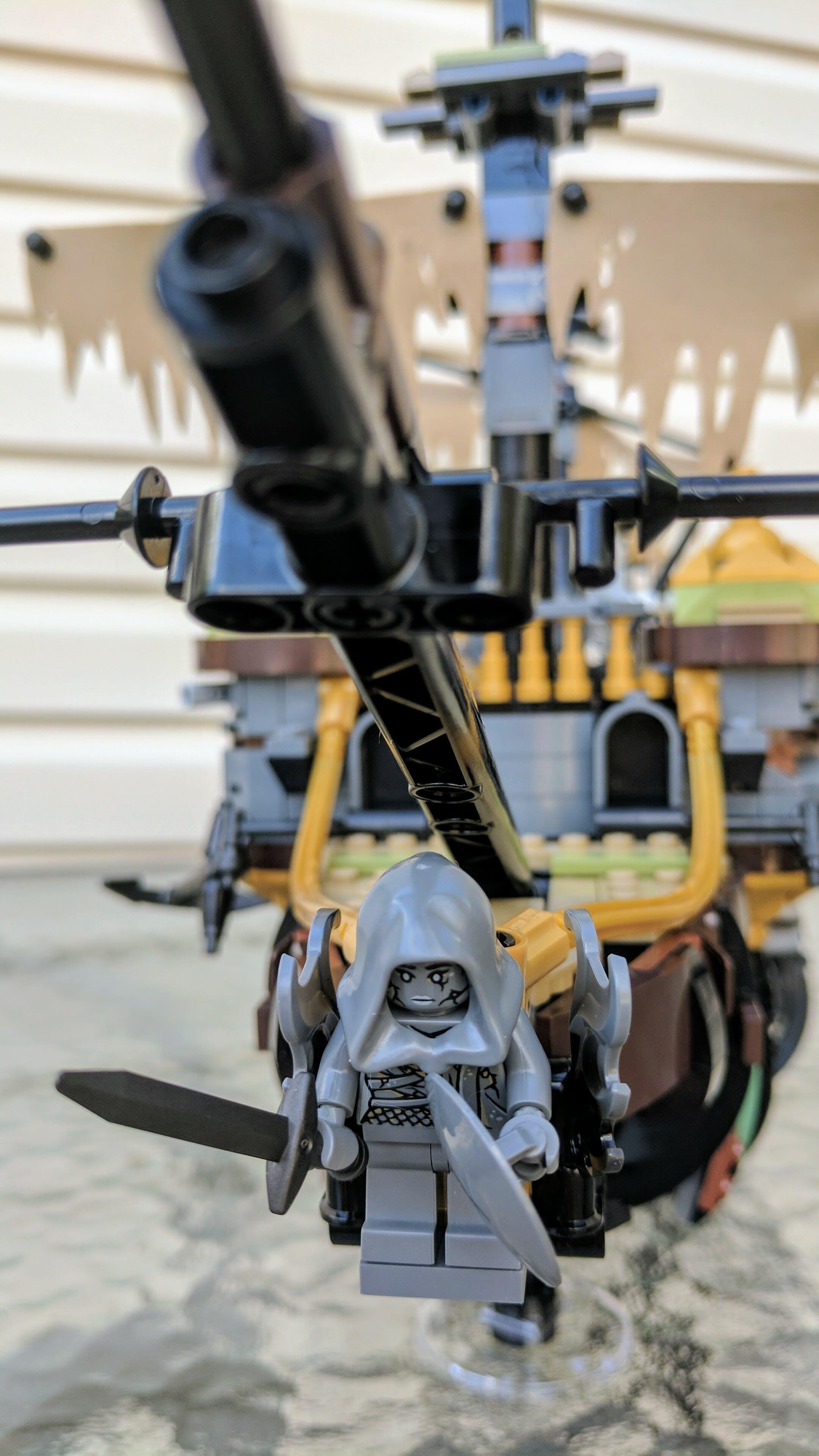 lego pirate ship