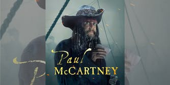 Paul McCartney for Pirates of the Caribbean