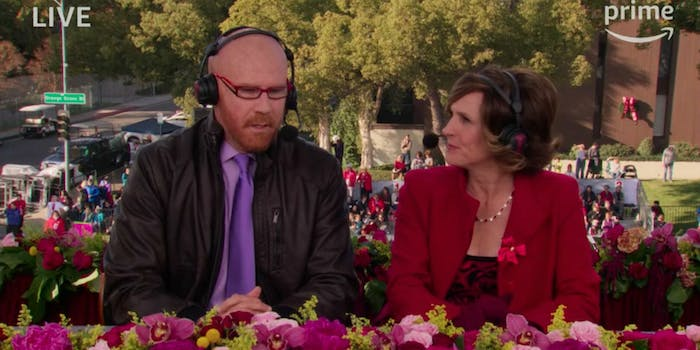 will ferrell and molly shannon rose bowl parade on amazon prime