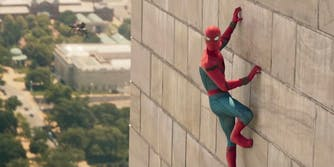 best superhero movies 2017 : spider-man homecoming