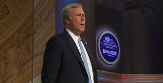 Will Ferrell George W Bush Not the White House Correspondents Dinner