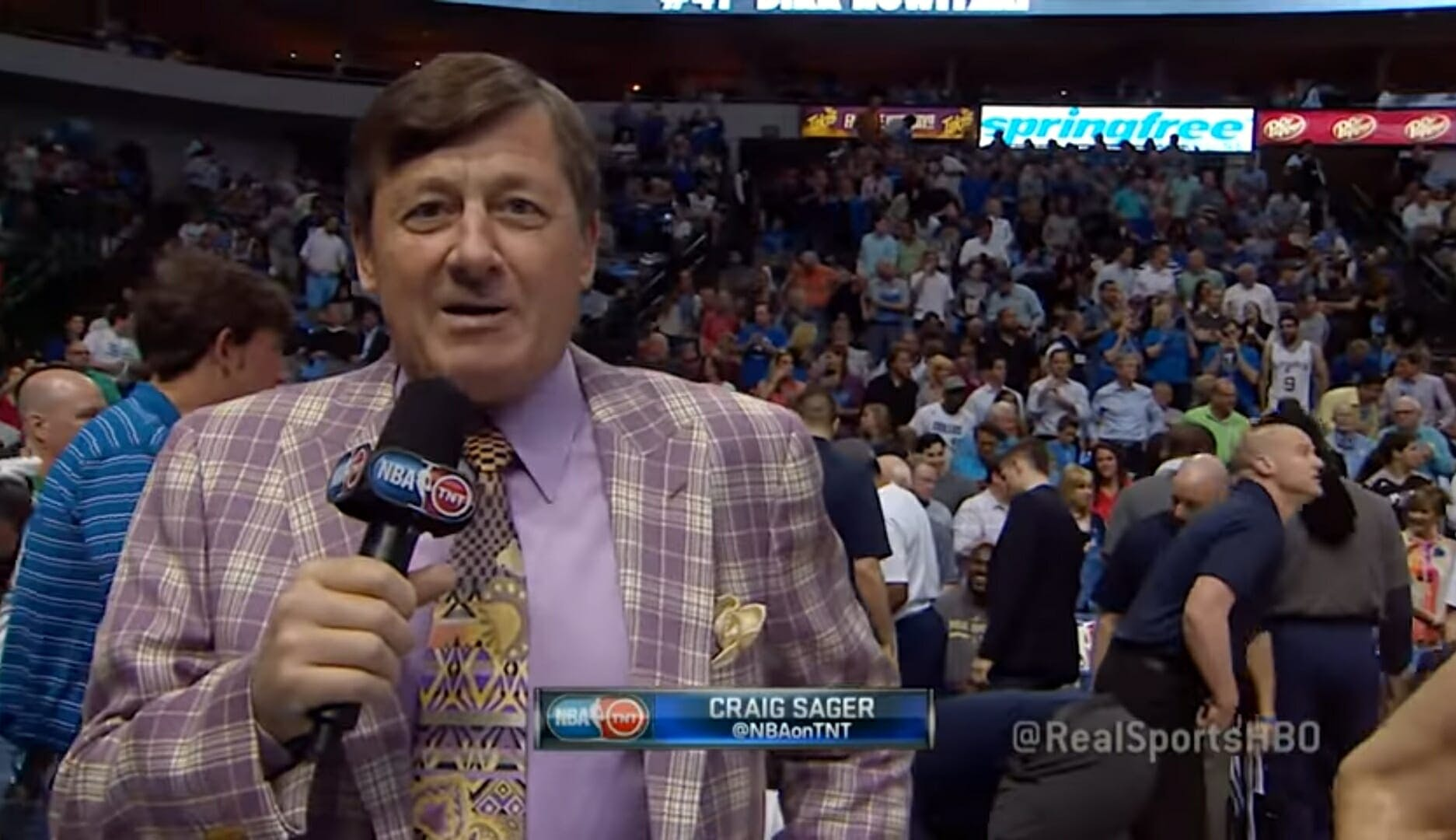 Free YouTube documentaries - craig sager real sports